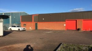 TO LET Workshop/STORE, UNIT A THISTLE PARK, BRIDGWATER, TA6 6LS