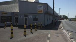 Workshop/Store WILLS ESTATE, BRIDGWATER TA6 5JT